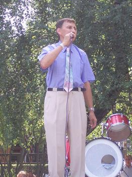 Országos Nyugdíjas nap Szolnok 2009. augusztus 2