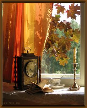 őszi csendélet
