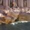 Roma,Talan a vilag legszebb szökökutja,Fontana di trevi