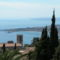 Szicilia,Taormina tajkep fentröl,