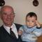 Márk unokámmal