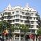 Casa mila Barcelonában