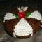 Fehér-Barna torta