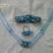 kék szett