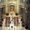 Szent Péter Bazilika a kupolából.