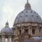 Szent Péter Bazilika kupolái