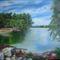 Tisza tó partján