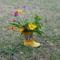 DSCF1290Csizma virággal