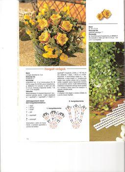 harangvirág minta