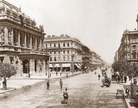 Budapest anno - Opera 1896