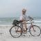 Én és a tenger, no meg a bringa