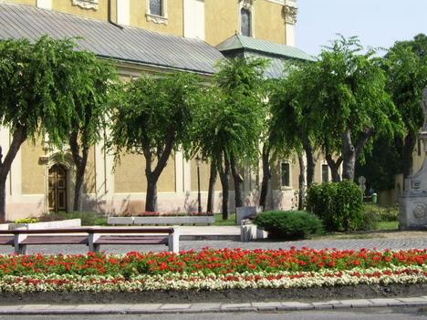Virágkert