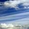 Gyönyörű felhők
