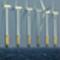 off-shore szél erőművek