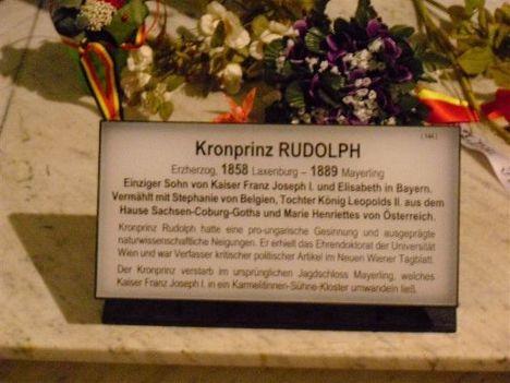 Habsburg Rudolf : Koronaherceg
