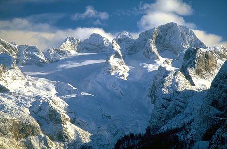 Hoher Dachstein, Alpok, Ausztria