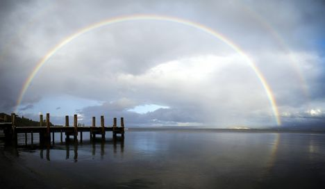 Kuratau, Újzéland