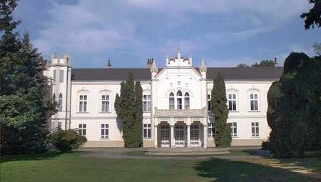 Martonvásár Brunszvik-kastély Beethoven múzeum