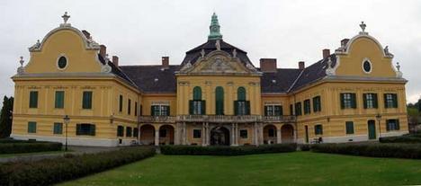 Nagytétény, Száraz-Rudnyánszky kastély