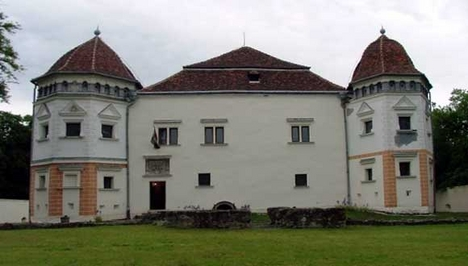 Pácin Mágochy-Sennyei kastély