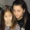 Fanni és lányom Alexandra