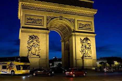 ami szép az szép 5  Párizs diadalív