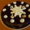Tejszínes csokitorta