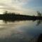 majsi horgásztó naplemente 2