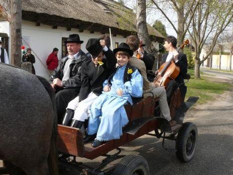 Húsvéti locsolkodás 2010