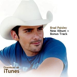 22 Brad Paisley