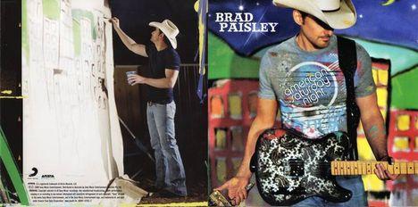 60 Brad Paisley