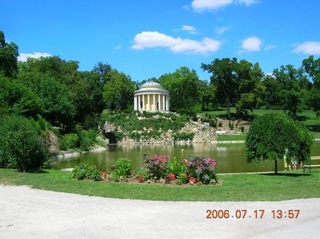 Eisenstadt kastély-park