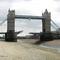 Kiszáradt folyó, London.