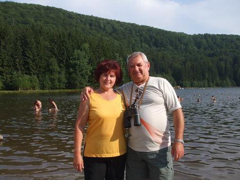 ERDÉLY 2009.Szent Anna-tó