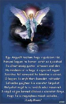 Egy angyalt hoztam