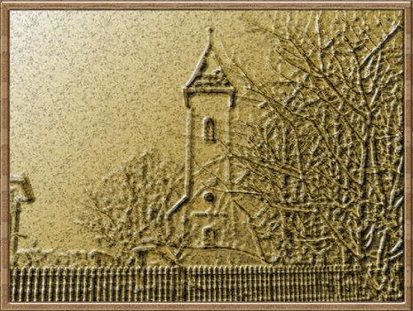 Téli-templom