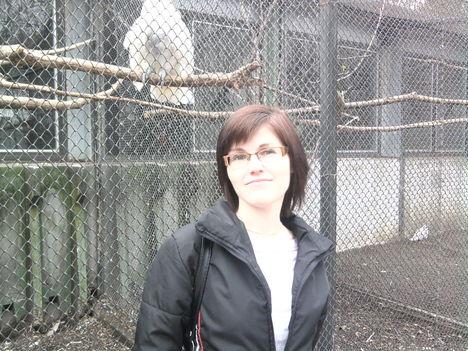 Én az állatkertben