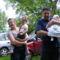 Kati lányom és családja