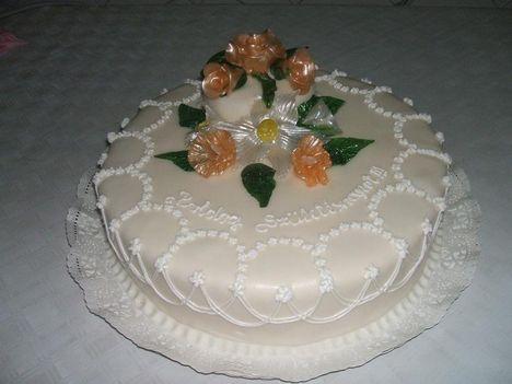 Szülinapi tortácska