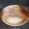 tányér selyemakácból