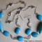 türkiz kő nyaklánc