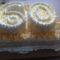 60-as emeletes oroszkrém torta