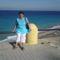 Rodosz szigetén a tenger barátommal.