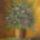 Viragkompoziciok 5, 13x9cm,olaj,farost