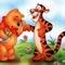 Micimackó és tigris