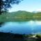 tó a hegyek között /Zugspitze/