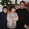 Keresztanyám és a családom