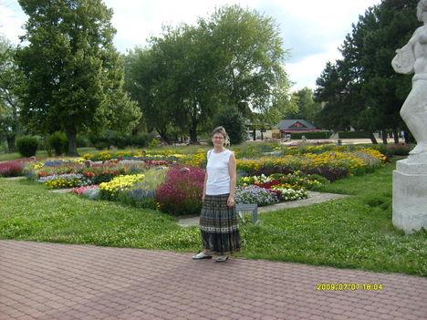Én a virágok között