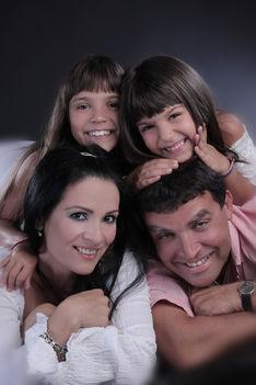 Anikó családja