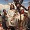 Jézus a gyerekek között